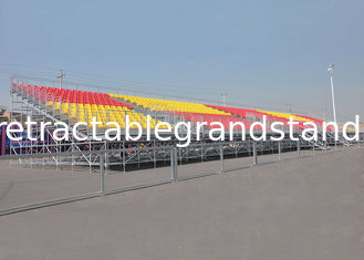 Civil Occasions Temporary Football Stands / Mobile Seating