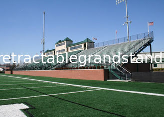 Slip Resistant Permanent Grandstands Storage Space For Civil Occasions