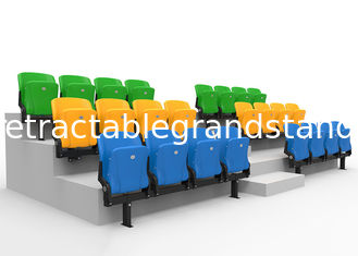 Fixed Audience Seating , Stadium Seating with Optional Seat Number