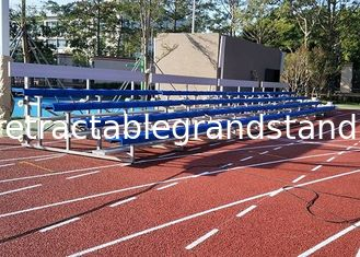Sport Venues Temporary Grandstand Seating Anodized Aluminum Alloy Cramp Bracket
