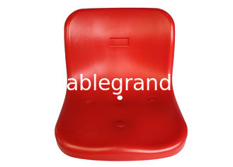 Vandal Proof Sports Stadium Seats , Fixed Seating Systems With Different Color