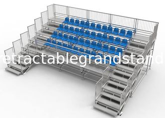Rustless Temporary Spectator Grandstands Assembly Scaffolding For Outdoor Events