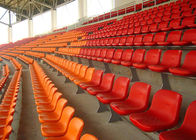 China Durable Indoor / Outdoor Stadium Seating , Permanent Stadium Seats For Sport Events company