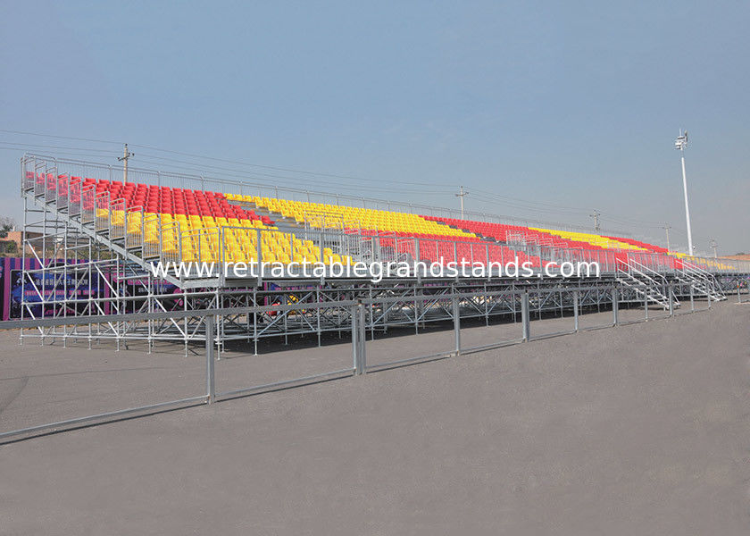 Civil Occasions Temporary Football Stands / Mobile Seating Stands